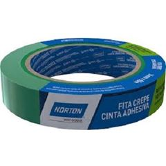 Fita Crepe 24mmx50m Auto Premium Verde - Ref. 66623327752 - NORTON