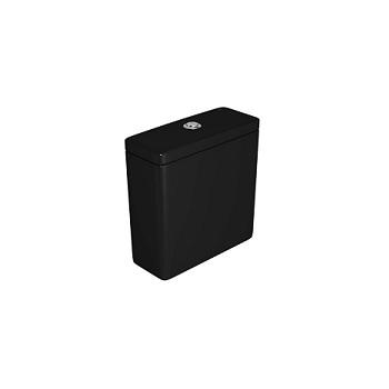 Caixa Acoplada 3 e 6 Litros Quadra / Polo Dual flux Ebano - Ref. CD.21F.95 - DECA
