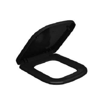 Assento de Plástico Slow Close Quadra - Ref. AP.215.95 - DECA