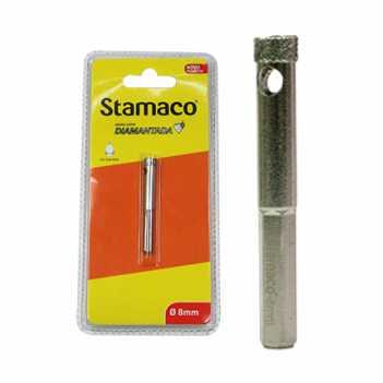 Serra Copo Diamante 8mm - Ref.1768 - STAMACO