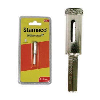 Serra Copo Diamante 12mm - Ref.1782 - STAMACO