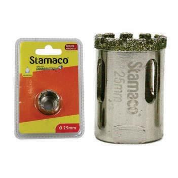 Serra Copo Diamante 25mm - Ref.1836 - STAMACO