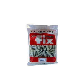 Bucha Fixação Polietileno D5 Saco com 500 Peças - Ref.1.1G - FIX ALL