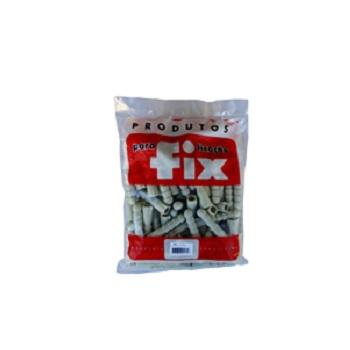 Bucha Fixação Polietileno D12 Saco com 150 Peças - Ref.1.6G - FIX ALL