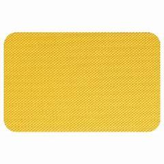 Lugar Americano PVC 29x44cm Superfixo Amarelo - Ref.17719 - COPA&CIA