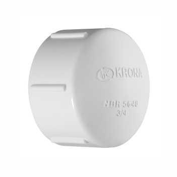 Cap Roscável PVC 1 - Ref.0222 - KRONA