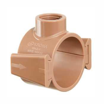 Colar Tomada PVC 50x1/2 - Ref. 1324 - KRONA