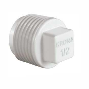 Plug Roscável PVC 11/2 - Ref. 0296 - KRONA