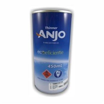 Thinner 450ml 2750 Ecoeficiente - Ref. 023634-18 - ANJO TINTAS