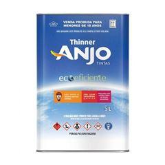 Thinner 5 Litros 2750 Ecoeficiente - Ref.023634-28 - ANJO