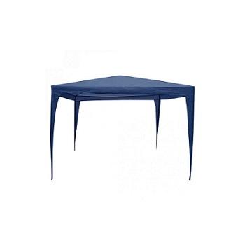 Tenda Aço/Polietileno 3x3m Gazebo Pop Azul - Ref.308700 - BELFIX