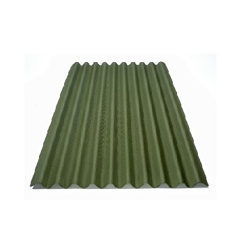 Telha Fibra Vegetal 0,95x2m Vermelha - Ref. P 5204 BR- ONDULINE