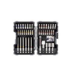 Kit de Acessórios com 43 peças Bits Pontas e Soquete - Ref. 2607017164000 - BOSCH
