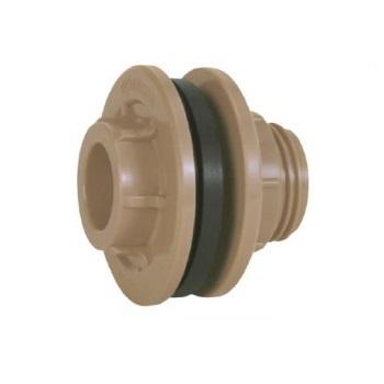 Adaptador de Caixa D Água com Anel Soldável PVC 85X3mm - Ref. *0348 - KRONA