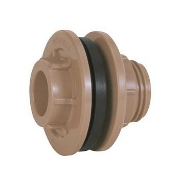 Adaptador de Caixa D Água com Anel Soldável PVC 110X4mm - Ref. 0349 - KRONA