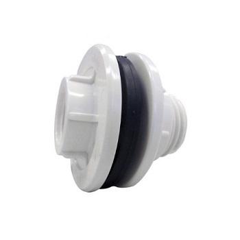 Adaptador de Caixa D Água com Anel Roscável PVC 11/4 Polegadas - Ref. 0203 - KRONA