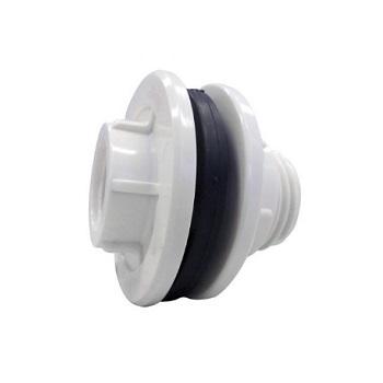 Adaptador de Caixa D Água com Anel Roscável PVC 11/2 Polegadas - Ref. 0204 - KRONA