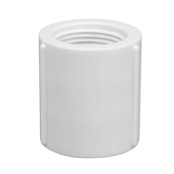 Luva Roscável PVC 11/4 - Ref. 0273 - KRONA
