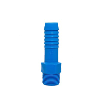 Adaptador Irrigação PVC 1 Interno Azul - Ref.09.003 - UNIFORTTE
