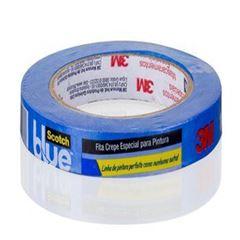 Fita Crepe Blue Tap 18mmx50m 2090 Azul - H0002317784 - 3M