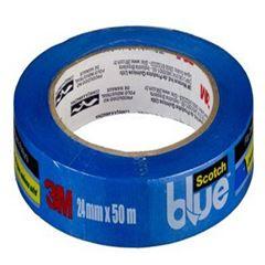Fita Crepe Blue Tap 24mmx50m 2090 Azul - H0002317792 - 3M