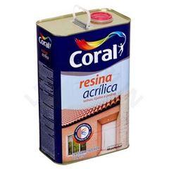 Resina Acrílica 5 Litros - Ref. 5203028 - CORAL