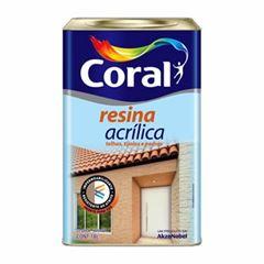 Resina Acrílica 18 Litros - Ref. 5203027 - CORAL