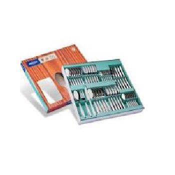 Faqueiro de Aço Inox com 42 Peças Lyon - Ref.5101/118 - BRINOX