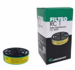 Filtro de Partículas RC1 CG304N PC2 - Ref. 012469212 - CARBOGRAFITE