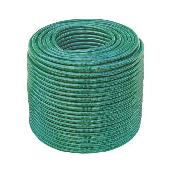 Mangueira PVC 1/2 200M Jardim Flexível Verde - Ref.79170/520 - TRAMONTINA