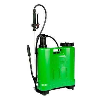 Pulverizador Plástico 20lt Costal Ekomax - Ref.0435.02.60 - GUARANY