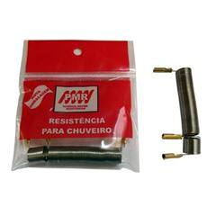 Resistência Chuveiro e Torneira Elétrica L  5500w 220v - Ref.180 - PRM