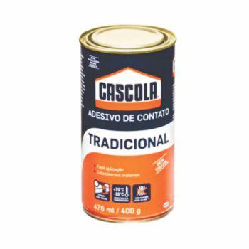 Adesivo Contato 400g Cascola Tradicional - Ref.1406655 - HENKEL