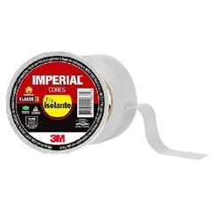 Fita Isolante 3M Imperial 18mmx10m Branca - Ref. HB004298004 - 3M