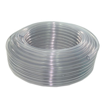 Mangueira PVC 5/8x1,5mm 50m Cristal - Ref.833 - PLASTMAR