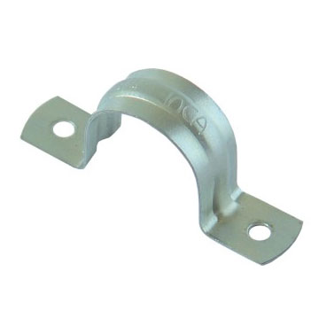 Abraçadeira de Aço Tipo U para Eletroduto 4 Polegadas Zincado - Ref.10.040.0022 - INCA