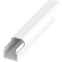 Canaleta 10x10mm 2m Fita Dupla Face Branca - Ref.620913DF - ILUMI