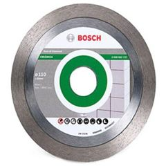 Disco Diamantado 110mm Contínuo para Porcelanato - Ref. 2608602728000 - BOSCH