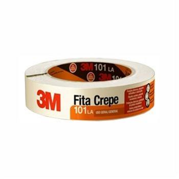 Fita Crepe 101LA 48mmx50m Uso Geral - Ref. HB004415582 - 3M