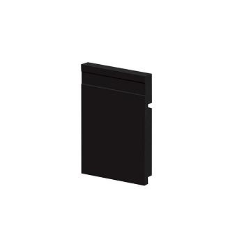 Rodapé PVC 1,4x15x240 51015 - Ref.18065115 - ARQUITECH