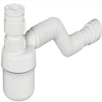 Sifão Copo PVC DN38/50 Multiuso Branco - REF.26916305 - TIGRE