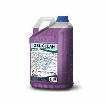 Detergente Perfumado 5 Litros Concentrado Gel Clean Floral -  REF.1761 - QUMILAB