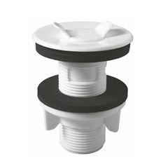 Válvula Lavatório PVC 7/8 Ladrão Opcional Branco - Ref.26916917 - TIGRE