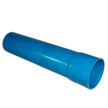 Tubo Irrigação PVC 100mm PN 40 PBS 6m LF - Ref. 17100 - LUPERPLAS