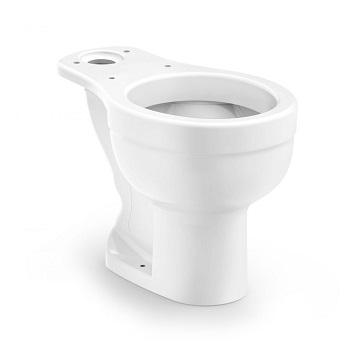 Bacia Para Caixa Acoplada Acesso Plus Sem Abertura Frontal Branco - Ref.1313600010300 - CELITE