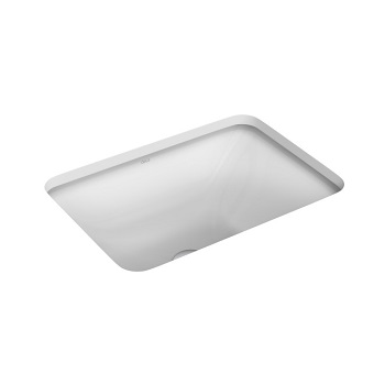 Cuba de Embutir Retangular 48x35,5cm Branco Gelo - Ref.L.375.17 - DECA