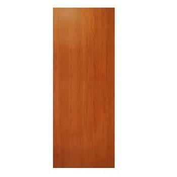 Porta Madeira 80x210 Lisa Duratex Mogno - Ref.1119 - KDK