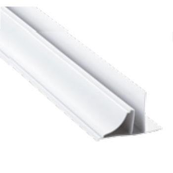 Rodaforro PVC 100/200mm 6m Branco Colonial - Ref. 020101020101- ARAFORROS