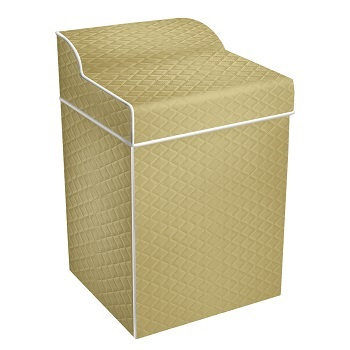 Capa Matelassê Dupla Face 750g para Máquina de Lavar - Ref. 750-G-204 -  PLAST LEO