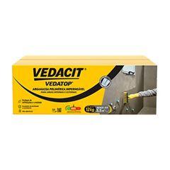 Impermeabilizante Revestimento 12kg Vedatop -  Ref.112560 - VEDACIT